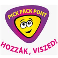 Pick Pack Pont szállítás a gyerekruha webshopban