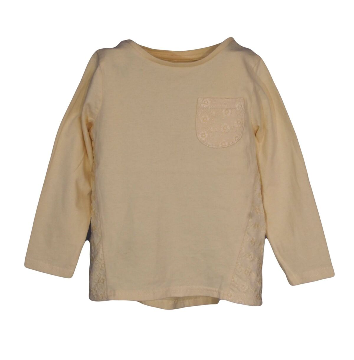 márkás gyerekruha · Sárga zsebes felső ... de977f9515