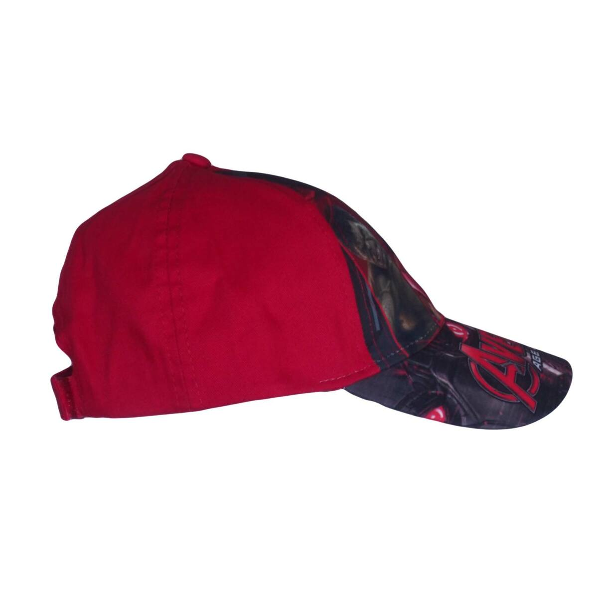 Piros Bosszúállós Baseball sapka (5-10 év) 5765ea99e9