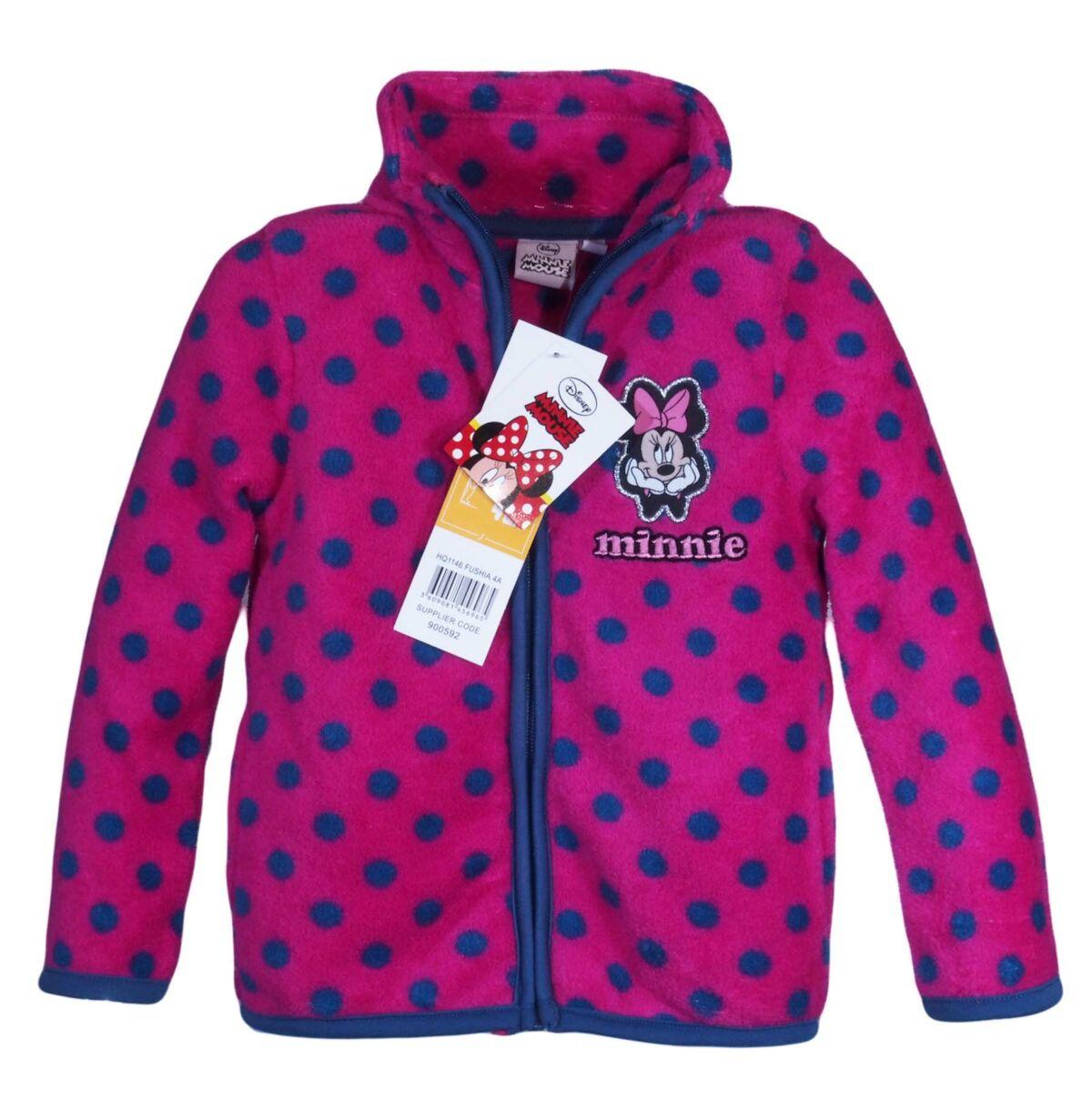 Minnie rózsaszín polár pulcsi 8afee064f0