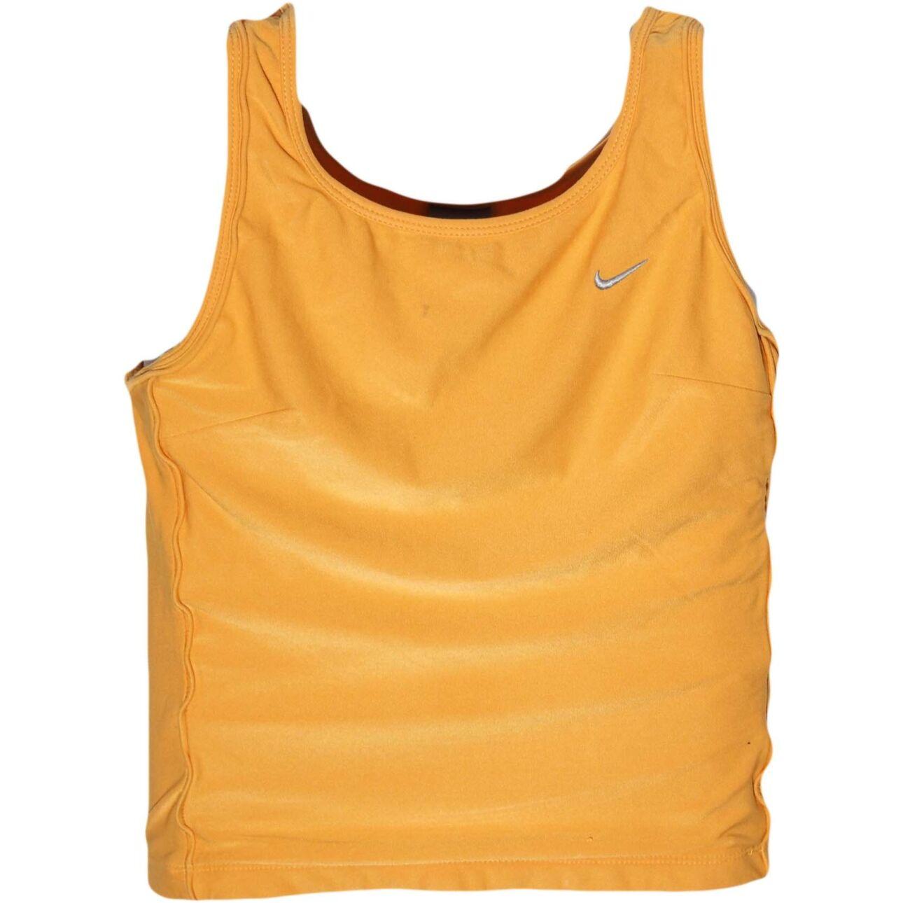 Sárga sportfelső (128-134)