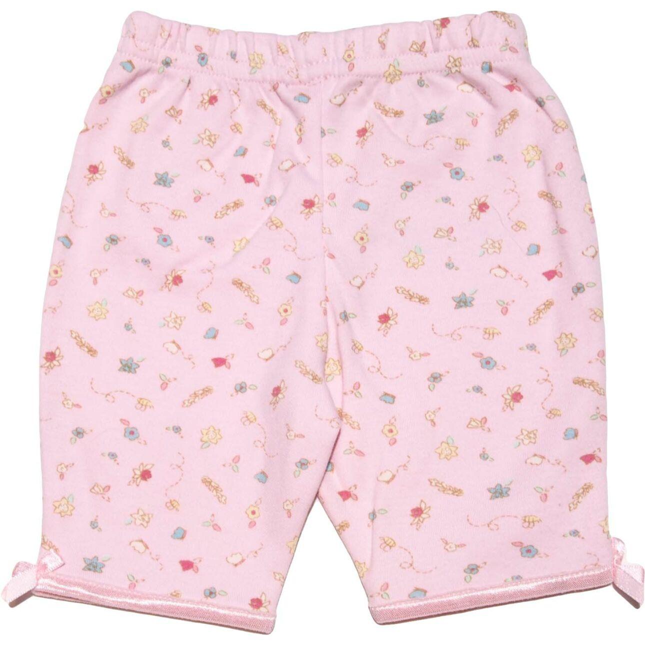 Rózsaszín virágos nadrág (50)