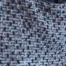 Ezüst csillámos ruha (2-3 év)