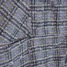 Szürke kockás ruha (4-5 év)