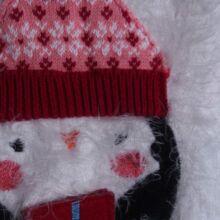 Pingvines puha pulcsi (1- 2 év)