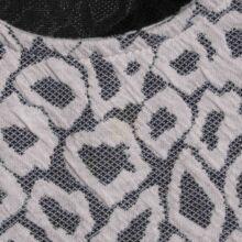 Szürke mintás ruha (14-15 év)