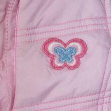 Rózsaszín pillangós mellény (86-92)