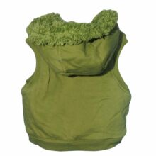 Zöld kapucnis mellny (86-92)