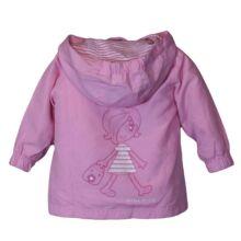 Rózsaszín kislányos vékony-dzseki (68-74)