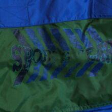 Kék vékony széldzseki (10-11 év)