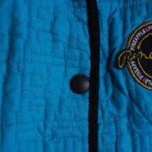 Kék zsebes átmeneti kabát (4-5 év)