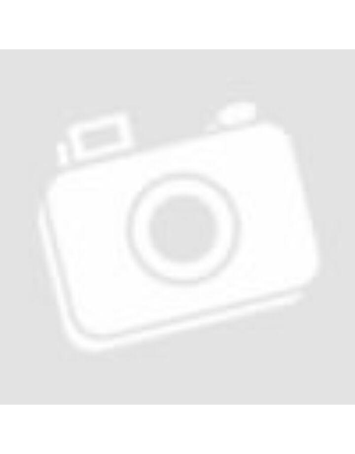 Ezüst prémkapucnis gyerek télikabát (116-122) 67f5494111