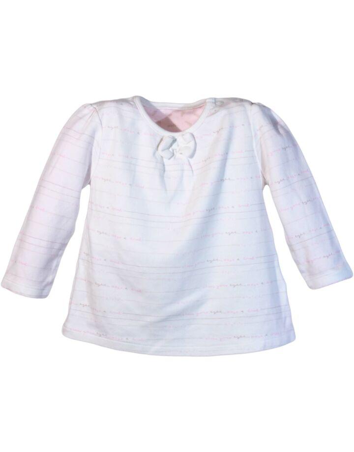 Halvány rózsaszín csíkos felső (74-86)