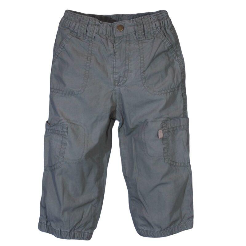 Kekizöld zsebes nadrág (1 - 1,5 év)