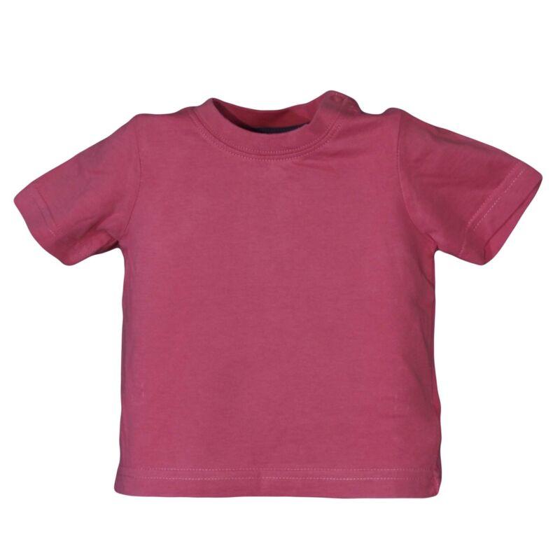 Korall színű póló (62-68)