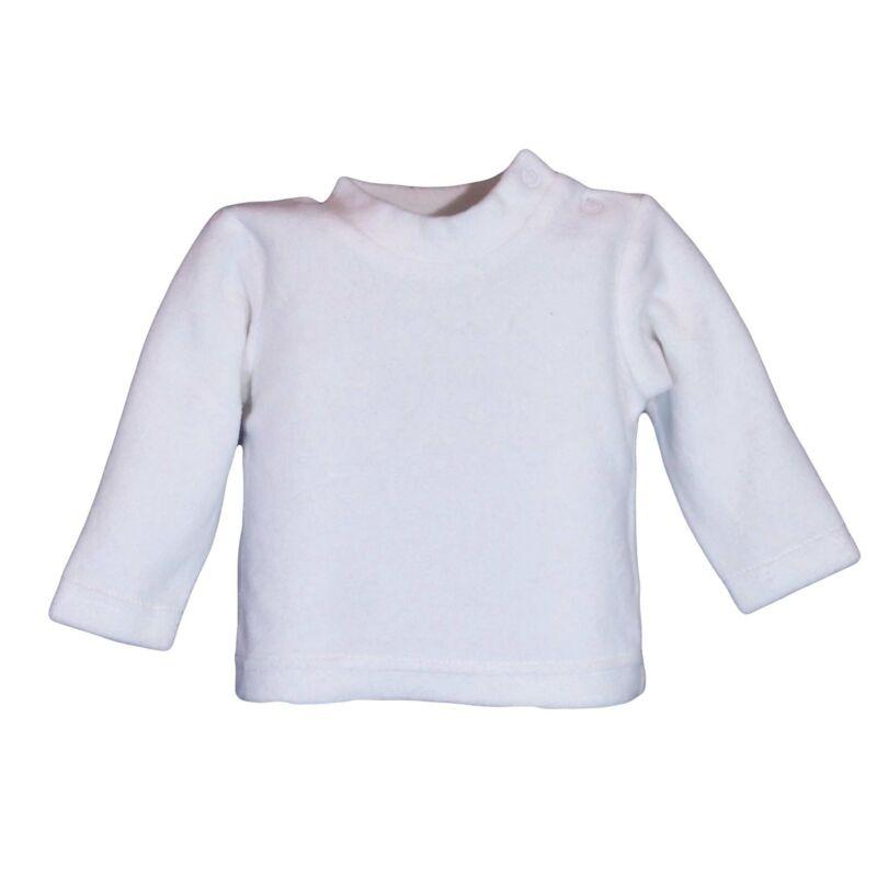 Fehér hosszúujjú (50-56)