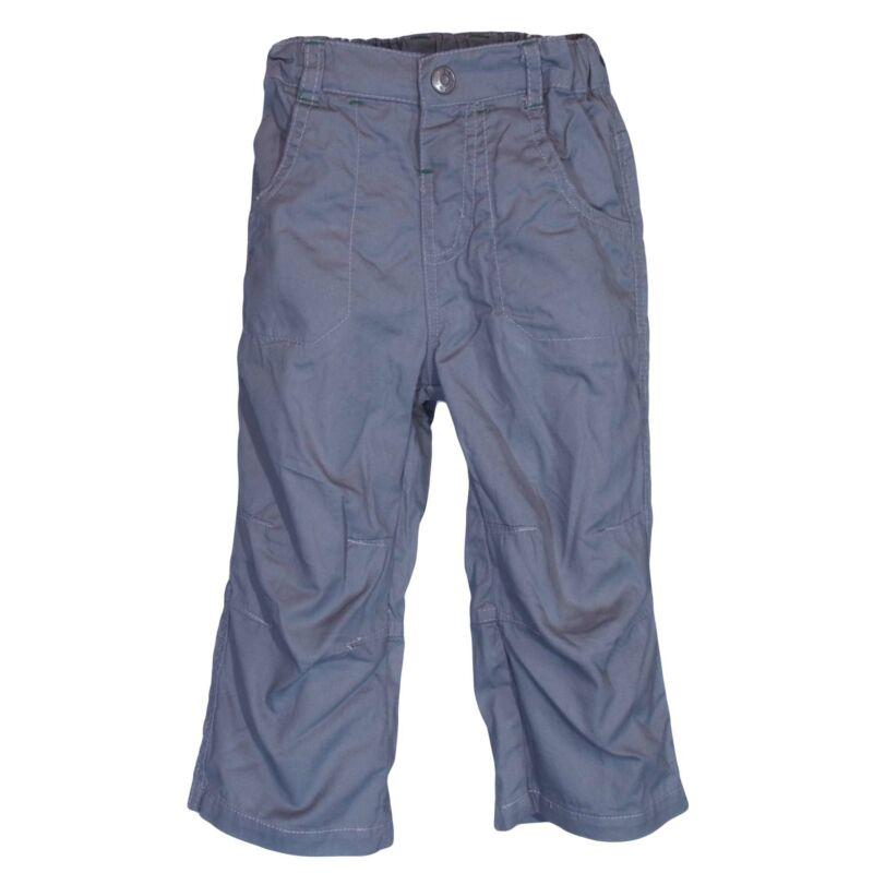 Szürke vékonyanyagú nadrág (1- 1,5 év)