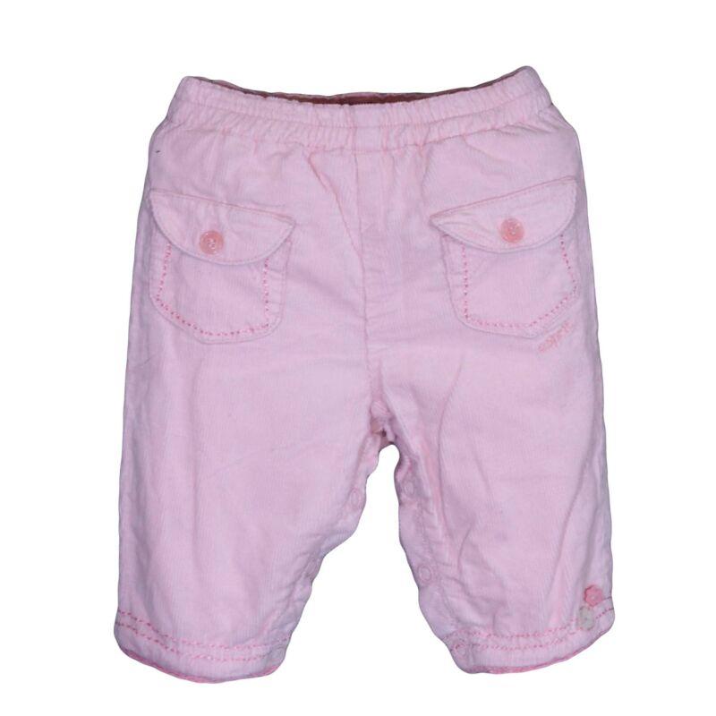 Rózsaszín zsebes nadrág (56-62)