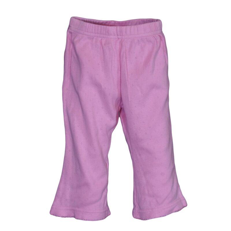 Rózsaszín pamutnadrág (68-74)