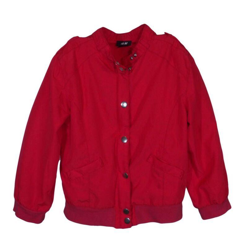 Piros vékony felső (11-12 év)